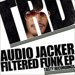 AUDIO JACKER - Filtered Funk EP (Front Cover)