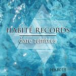 KHARACHO - Dare (remixes) (Back Cover)