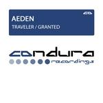 AEDEN - Traveler (Front Cover)