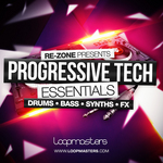Progressive Tech Essentials (Sample Pack WAV/APPLE)