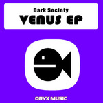 DARK SOCIETY - Venus EP (Front Cover)