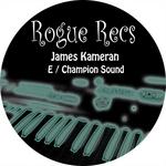 KAMERAN, James - E (Front Cover)