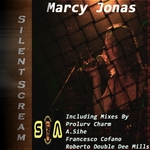 JONAS, Marcy - Silent Scream (Front Cover)