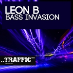 LEON B - Bass Invasion (Front Cover)