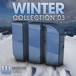 VARIOUS - Monster Tunes Winter Collection 03 (Front Cover)