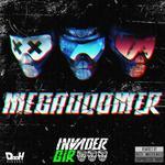 INVADER GIR - Megadoomer EP (Front Cover)