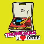 SHADES OF GRAY/HIRO/PETER O - Tronicsole: I Heart Deep EP (Front Cover)