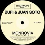 BUFI/JUAN SOTO - Monrovia (Front Cover)