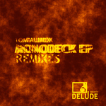 ALMEX, Tom - Monodeck Remix EP (Front Cover)