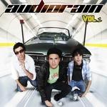 AUDIO RAIN - Vol 1 (Front Cover)