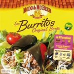 LOS BURRITOS - Mister Modo & Ugly Mac Beer (Front Cover)