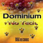 DOMINIUM - No Tech (Front Cover)