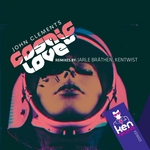 CLEMENTS, John - Cosmic Love (Front Cover)