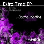 MARTINS, Jorge - Extra Time EP (Front Cover)
