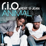 RIO feat U JEAN - Animal (Front Cover)