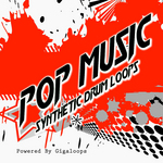 Pop Music Synthetich Drum Loops (Sample Pack WAV/REX)
