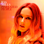 JESS MILLS - Pixelated People (Front Cover)