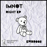 IMNOT - Right EP (Front Cover)