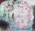 NINE BLACK ALPS - Unsatisfied - Live At Glastonbury (Front Cover)