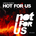 VARIOUS - Hot For Us 01 (Front Cover)