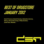 VARIOUS - Best Of Drugstore January 2012 (Front Cover)