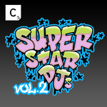 VARIOUS - Superstar DJ's Vol 2 (unmixed tracks) (Front Cover)