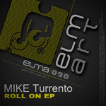 TURRENTO, Mike - Roll On EP (Front Cover)