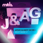 JAYMO/ANDY GEORGE - Night Music II (remixes) (Front Cover)