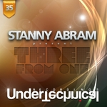 ABRAM, Stanny - Three From One EP (Front Cover)