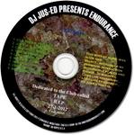 DJ JUS ED - Endurance (Front Cover)