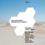 VARIOUS - Hope Recordings Presents Little World (unmixed tracks) (Front Cover)