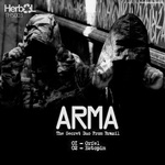 ARMA - The Secret Duo From Brazil (Front Cover)