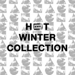 VARIOUS - Hot Winter Collection (Front Cover)
