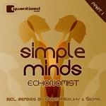 ECHONOMIST - Simple Minds Part 1 (Front Cover)