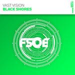 VAST VISION - Black Shores (Front Cover)