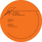 BERKOVI, Justin - Drive EP (Front Cover)