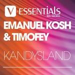EMANUEL KOSH & TIMOFEY - Kandysland (Front Cover)