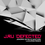 J RU - Defected (Front Cover)