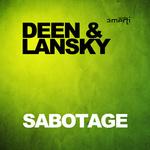 DEEN & LANSKY - Sabotage (Front Cover)