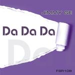 JIMMY GE - Da Da Da (Front Cover)