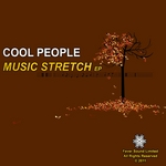 COOL PEOPLE - Music Stretch EP (Front Cover)