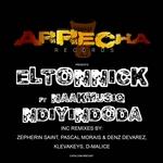 ELTONNICK feat NAAKMUSIQ - Ndiyindoda (Front Cover)