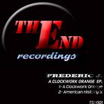FREDERIC J - A Clockwork Orange (Front Cover)