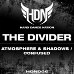 THE DIVIDER - Atmosphere & Shadows / Confused (Front Cover)