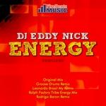 DJ EDDY NICK - Energy (Front Cover)