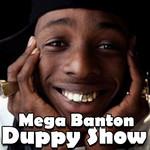 MEGA BANTON - Duppy Show (Front Cover)