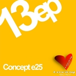 CONCEPT E25 - 13 EP (Front Cover)