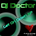 DJ DOCTOR - Get On Down EP (Front Cover)