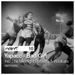 YAPACC feat FADILA - Bad Girl (Back Cover)