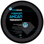 HAKAN AKCAN - Tranquility (Front Cover)